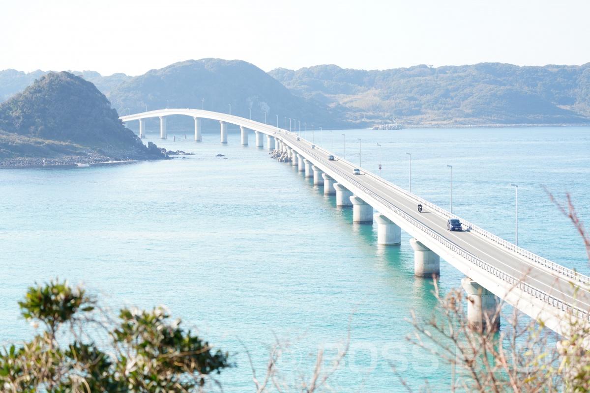SONY α7 R III + SEL100400GM+SEL20TCを持って天気が良いから角島大橋までドライブデート