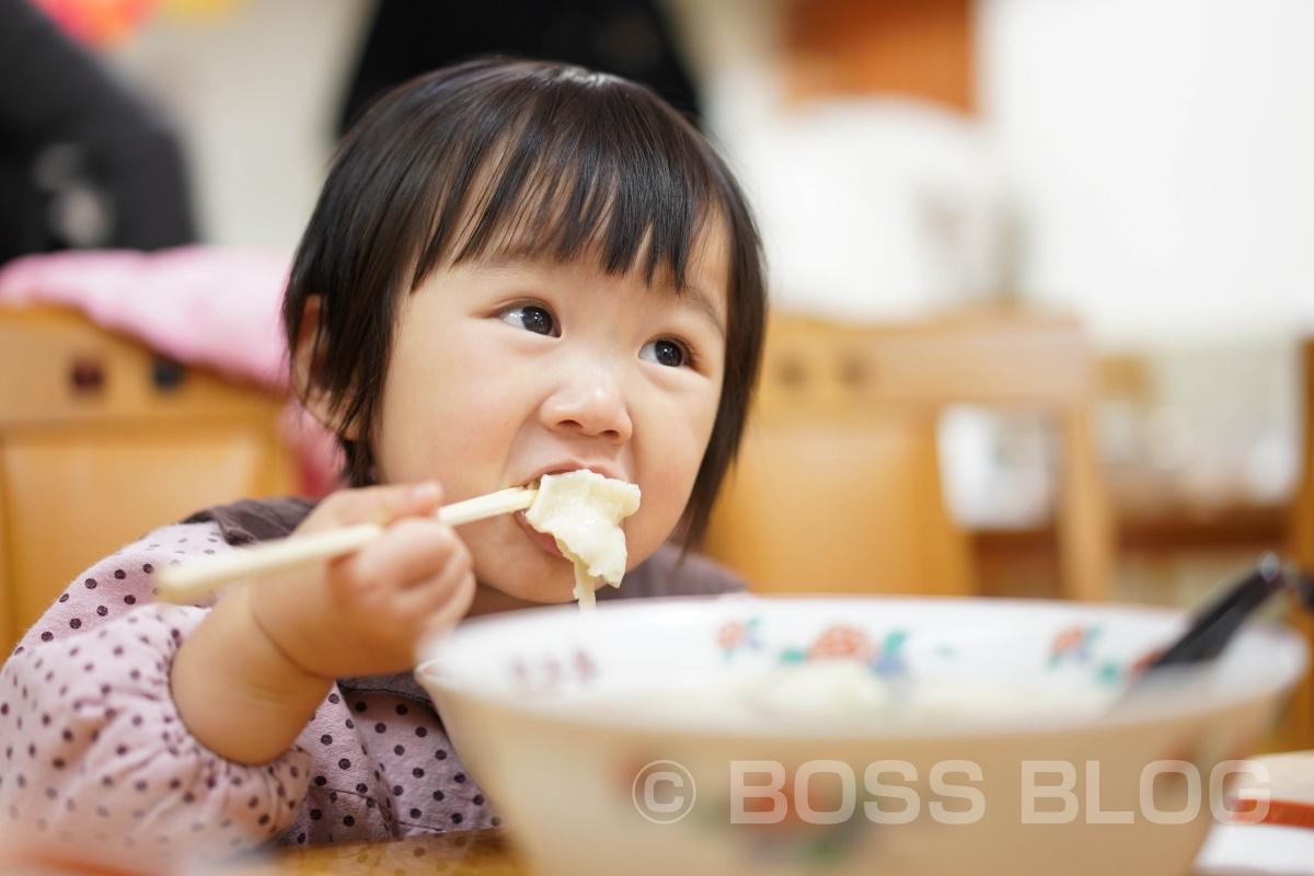 辛みと山椒を抑えた麻婆豆腐、味の薄めの野菜水餃子スープ