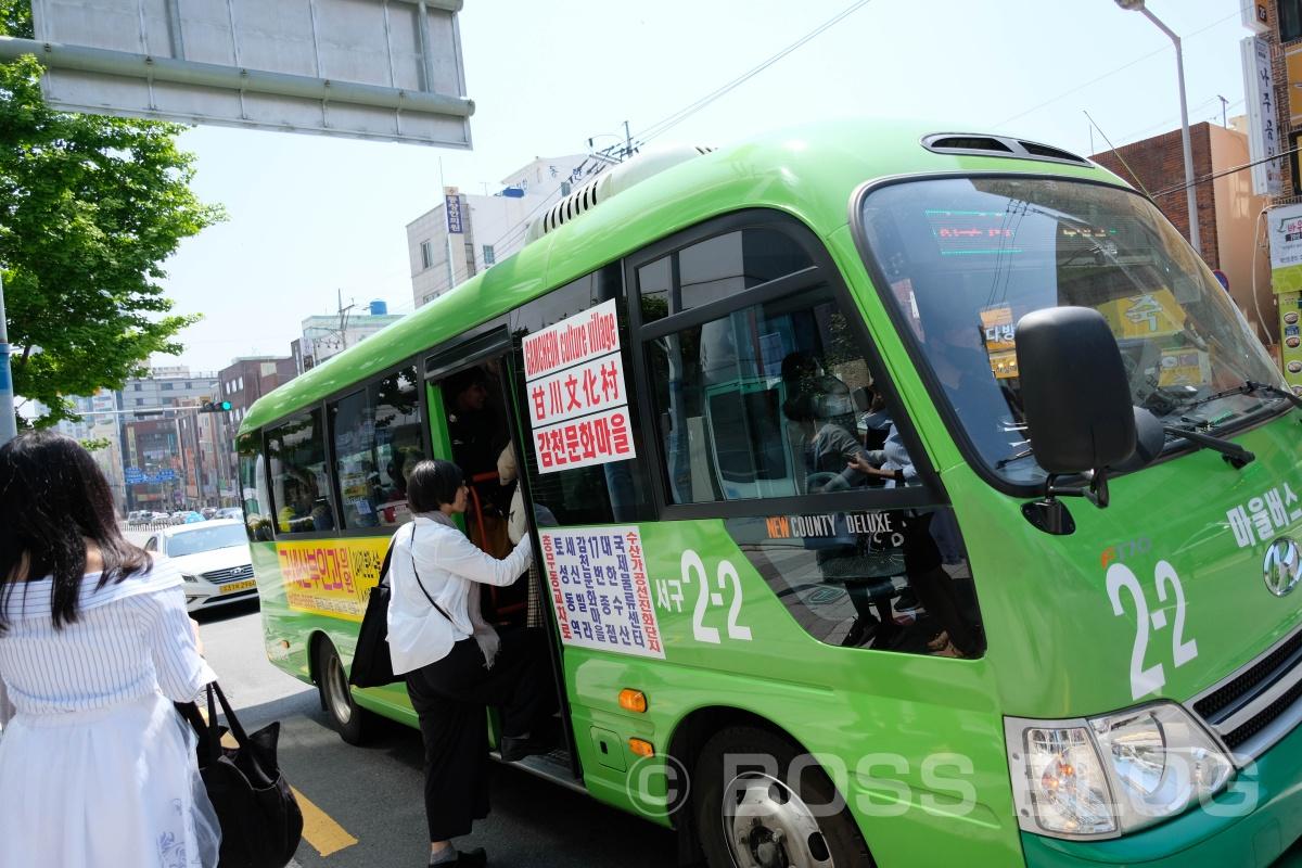 韓国釜山の旅(X-Pro2+XF50mmとX-E3+XF16mm)