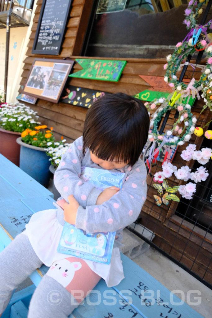 韓国釜山の旅最終日・姫ちゃんと二人旅