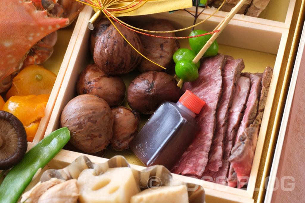 三松のおせち料理