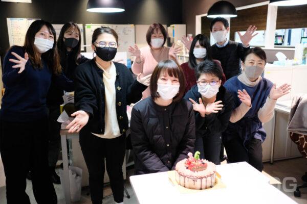 面田さんの誕生日
