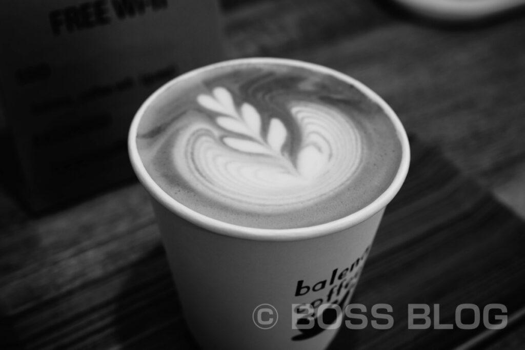 銀寿し・balena coffee