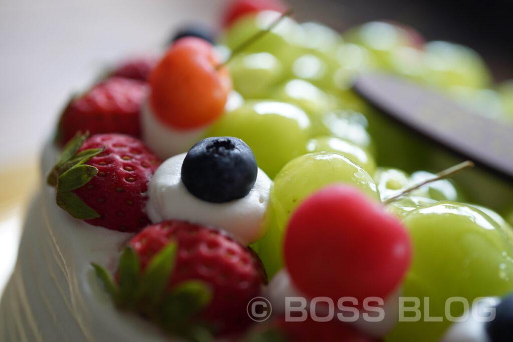 BOSSの誕生日