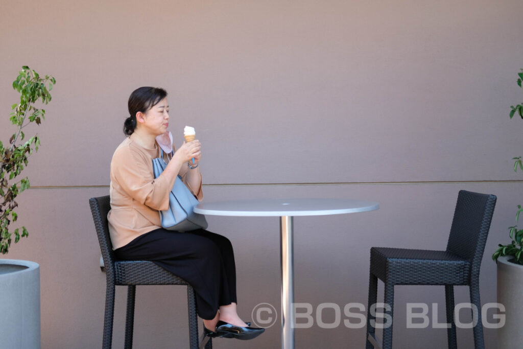 梅光学院大学オープンカフェ
