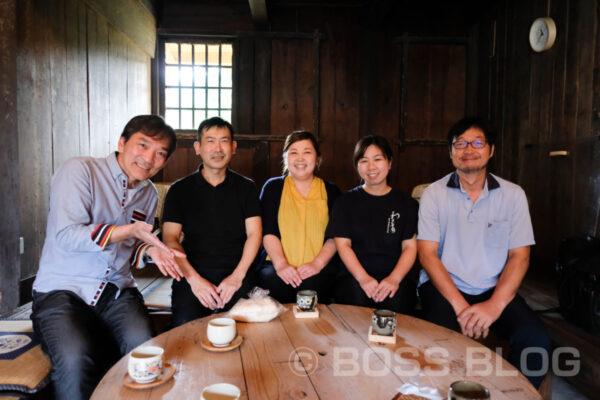 新谷酒造・菓子工房nanan・ヤスベェさん