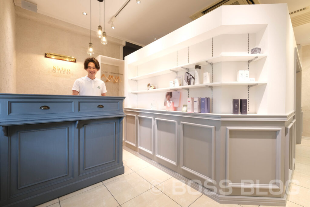 美容室 Shiro