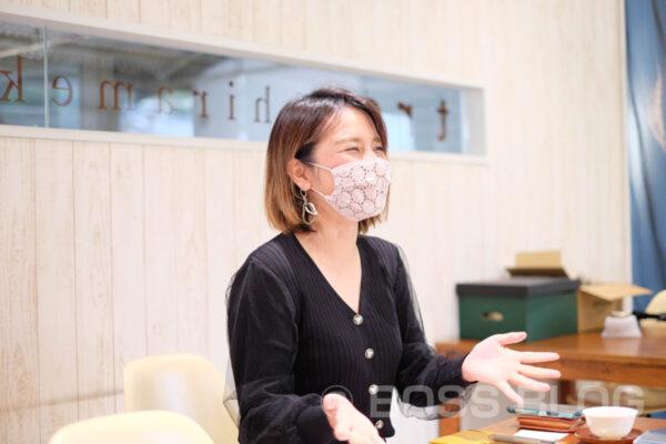 石田多喜子さん